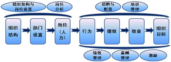 咨询式组织架构与岗位体系设计